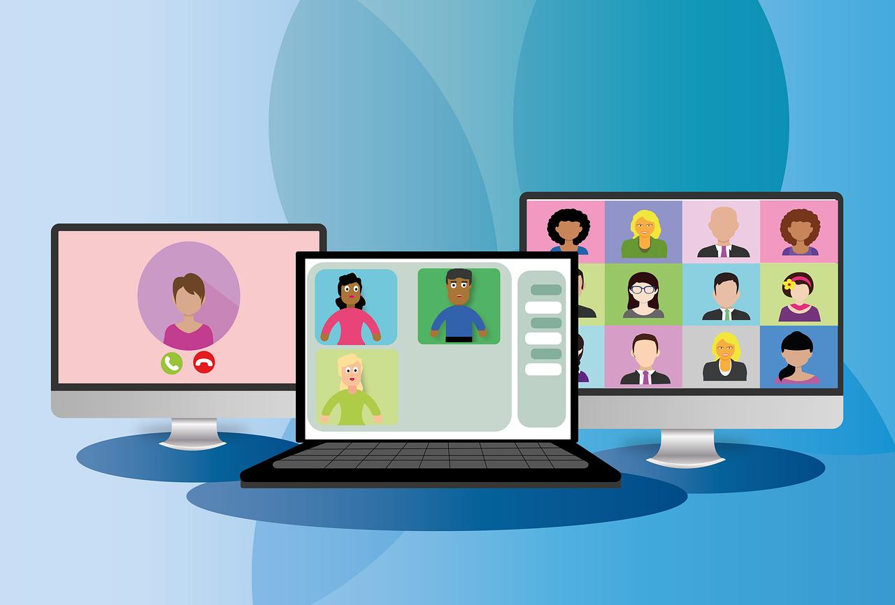 Expertteam gaat groen: overleggen zo veel mogelijk online, ook na 2021.